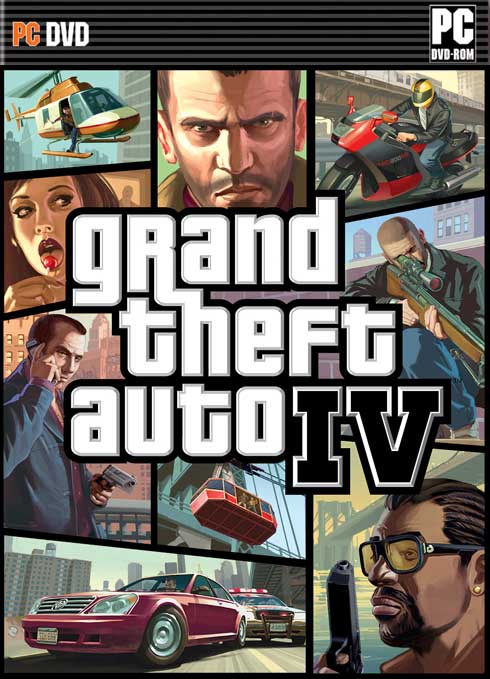 Download  Grand Theft Auto IV Baixar Jogo Completo Full