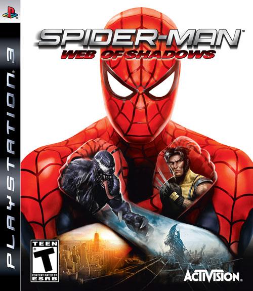 Hilo Oficial SpidermanWeb of Shadows Ya a la Venta  PS4