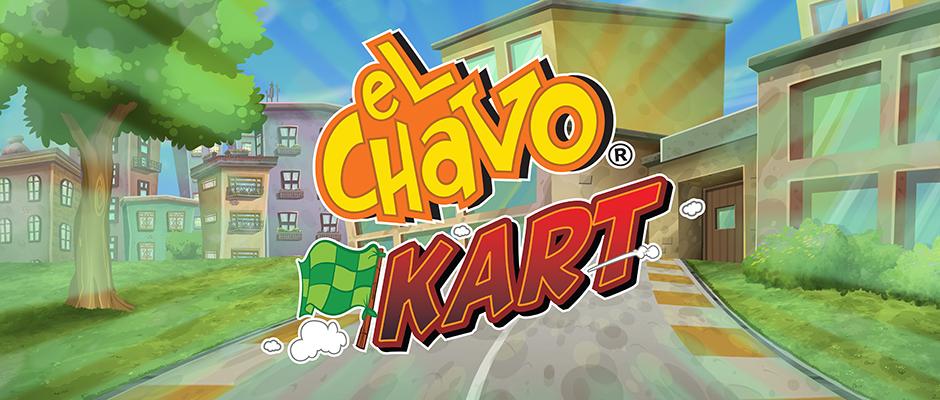 El Chavo del Ocho prepara su llegada a los videojuegos al estilo MarioKart