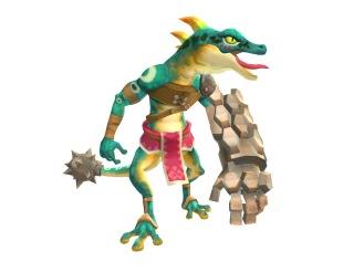 lizard-zelda
