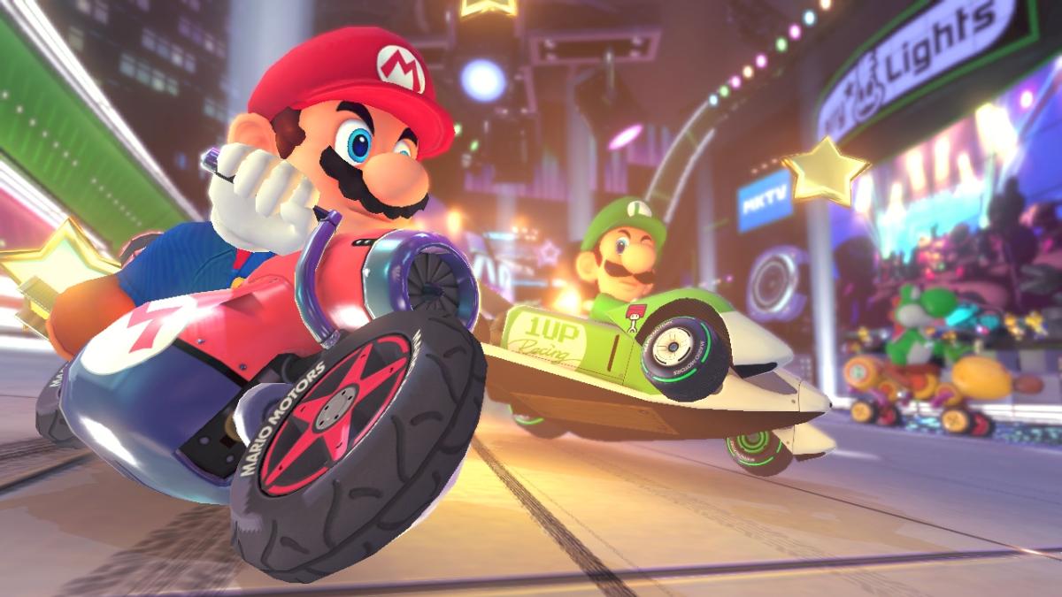 ¿Era realmente necesario el modo 200 cc de Mario Kart8?