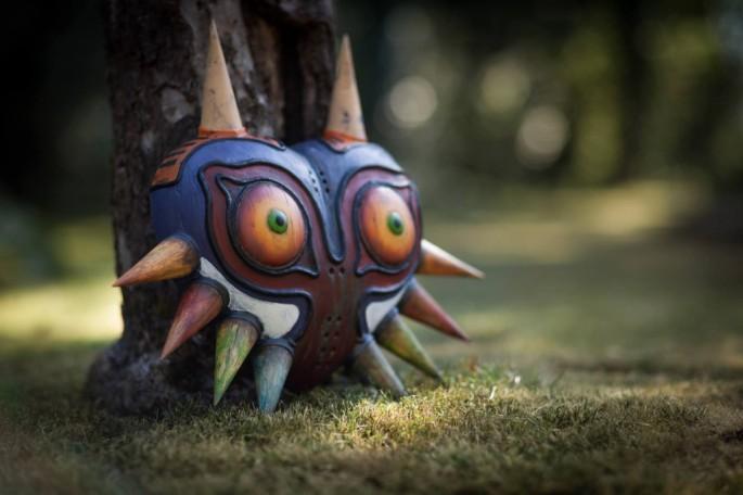 majoras mask nintendo 3ds