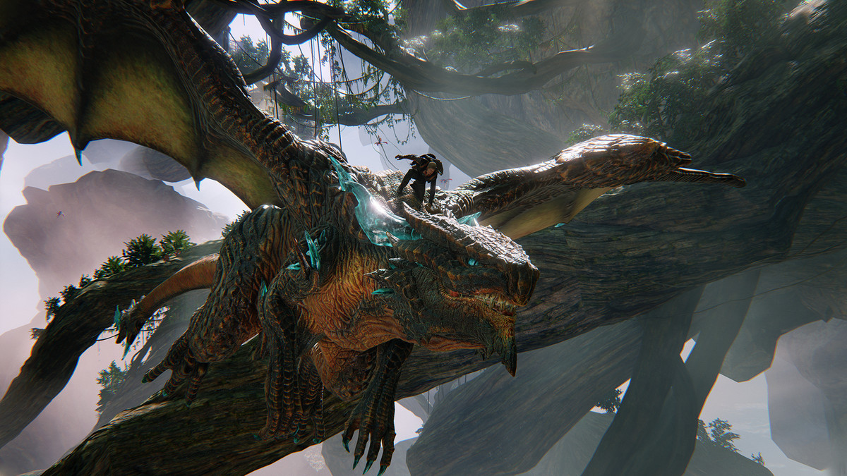 Scalebound, exclusivo para Xbox One, se retrasa hasta 2017