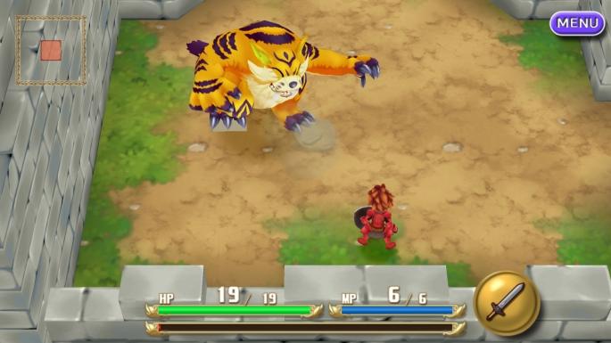 adventures of mana gameplay