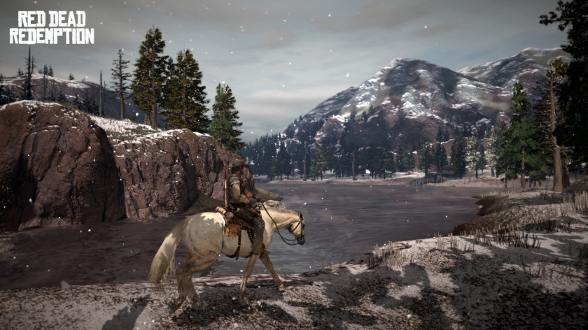 red dead redemption bosque nevado