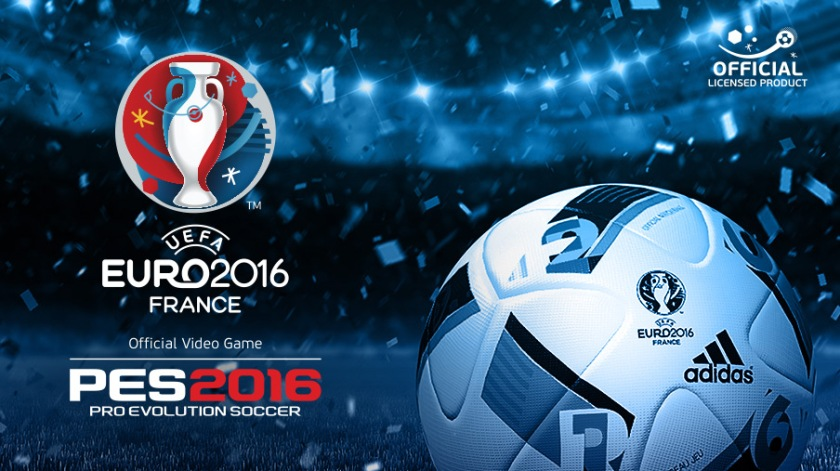 uefa euro 2016 pes2016