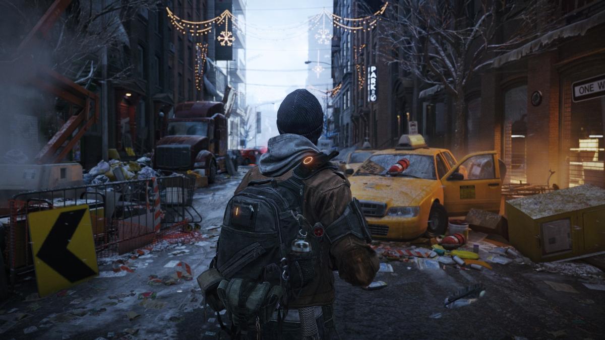 Tom Clancy's The Division llega en una semana y aquí está su trailer delanzamiento