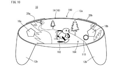 Patente del control de NX.
