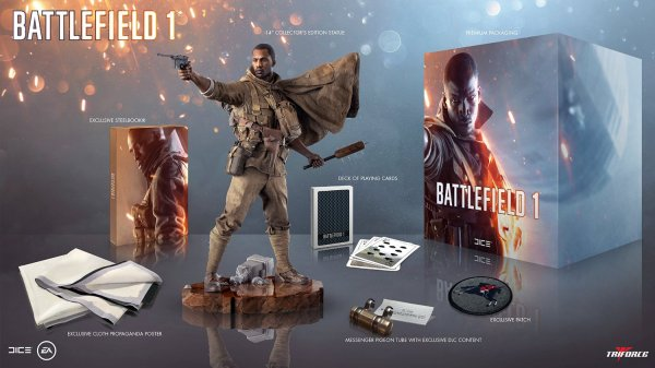 battlefield 1 collectors edition