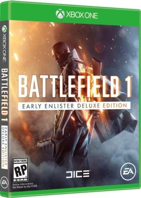 battlefield 1 early enlister